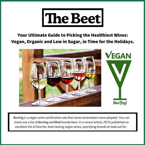 BevVeg featured in The Beet