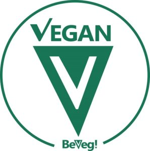 be veg vegan certification logo