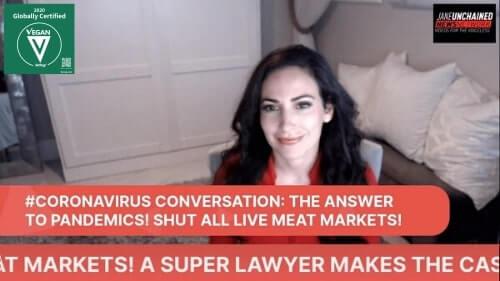 Carissa Kranz on Jane Unchained News Network