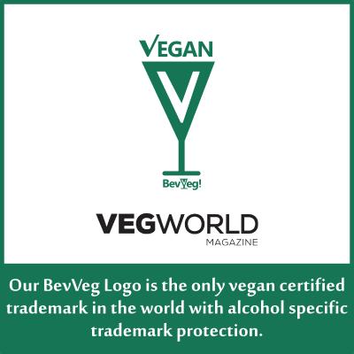 BeVeg certified vegan wine