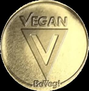 BeVeg Vegan Certification Gold Stamp