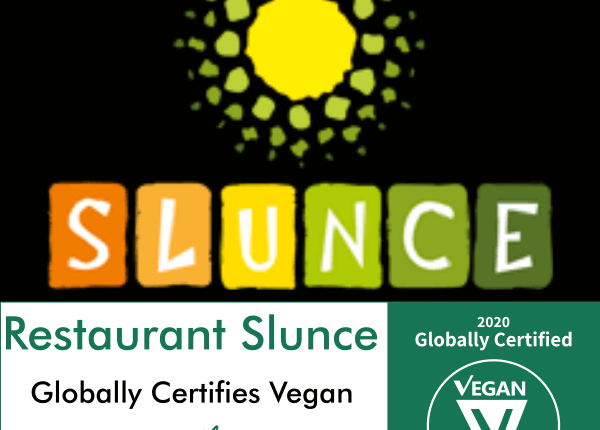 Restaurant Slunce Certifies Vegan with BeVeg International