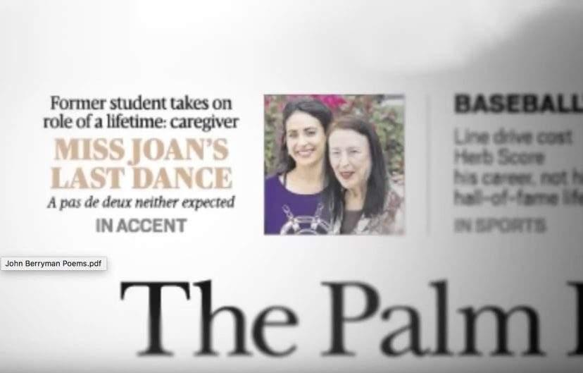 A Caregiver's Journey: Palm Beach Luncheon 2019
