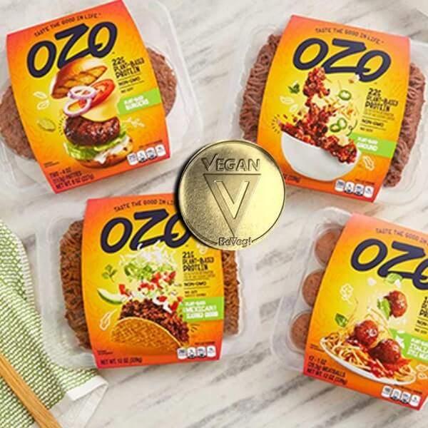 OZO Planterra BeVeg Certified Meat