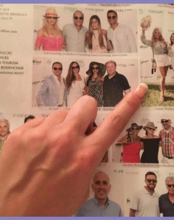 Carissa Kranz and Christie Brinkely on Social Life Magazine