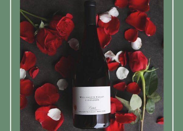 willamette valley vineyard instagram post estate pinot noir