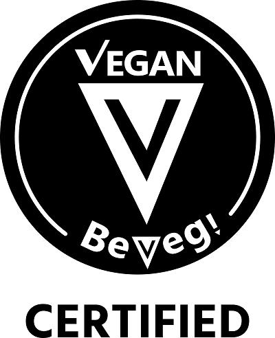 Vegan certification logo