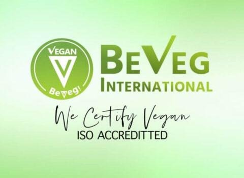 BeVeg Vegan Certification