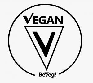 Most Recognized Vegan Logo - BeVeg Certified Vegan