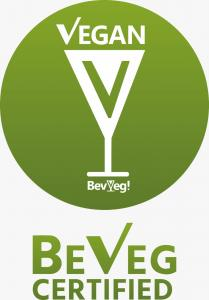BEVEG CERTIFIES VEGAN PRODUCTS AND VEGAN WINES GLOBALLY UNDER THE BEVVEG VEGAN ALCOHOLIC BEVERAGE PROGRAM. A GLOBAL TRADEMARK AND VEGAN STANDARD MADE SPECIFICALLY FOR VEGAN WINES.